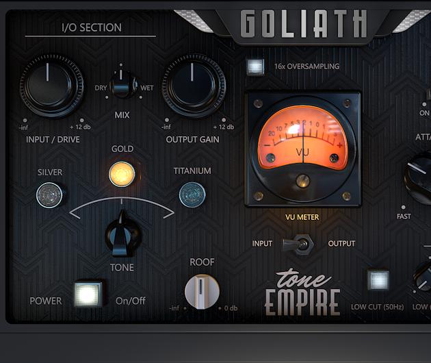 Tone Empire Goliath Channel Strip
